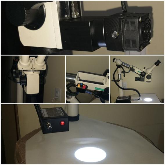 Microscópio De Bancada Dfv Cabeca