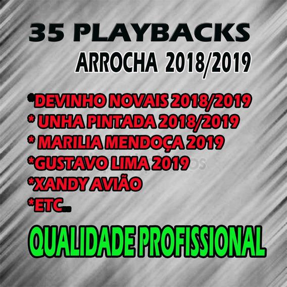 Playbacks Arrocha 2019/2018/qualidade Profissional