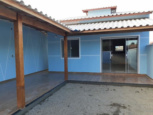 Imagem 1 de 9 de Casas A Venda No Santa Margarida, Lado Praia De Unamar!!!