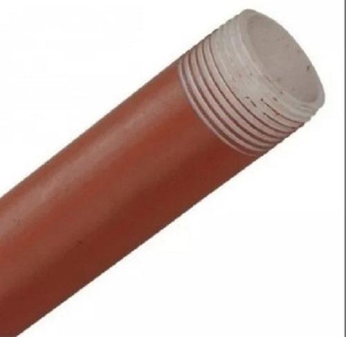 Caño De Polipropileno Bicapa 1 Pulgada 32 Cm X 6m Con Rosca