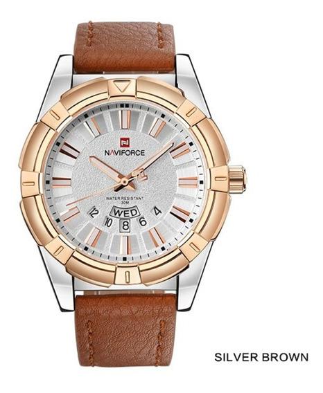 Relógio De Pulso Original E Barato - Envio Imediato Nf 9118