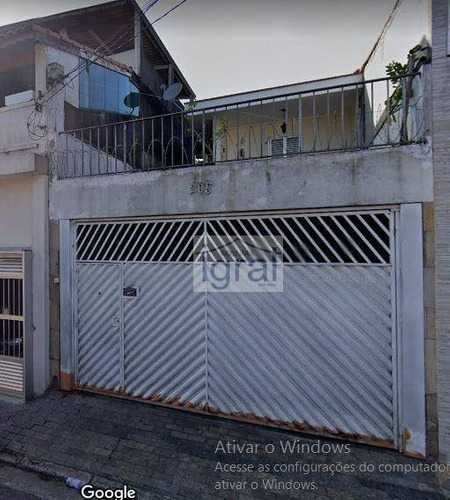 Sobrado Com 3 Dormitórios À Venda, 140 M² Por R$ 500.000,00 - Parque Sete De Setembro - Diadema/sp - So0392