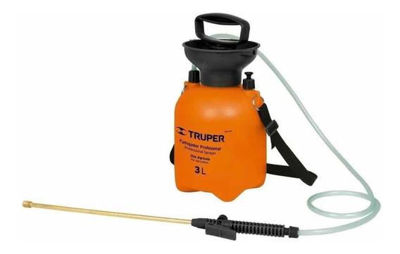 Fumigador Profesional 3 L (0.8 Gal) Truper 10835