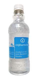 Alcohol En Gel Antibacterial Neutro Higienizante Manos 500ml