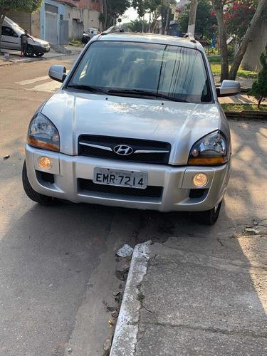 Hyundai Tucson 2009 2.7 Gls 4x4 Aut. 5p