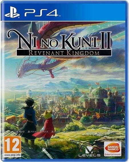 Ni No Kuni Ii: Revenant Kingdom Ps4 Game