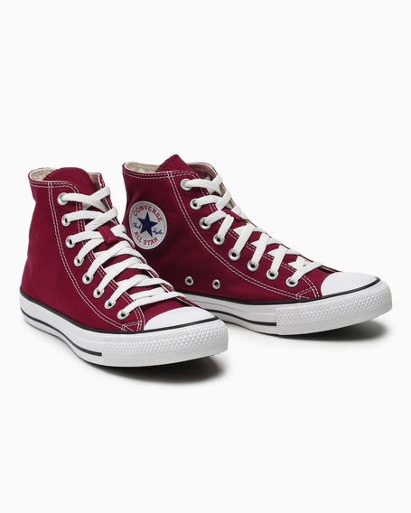 Tênis All Star Feminino Hi Chuck Taylor Ct004008 Casual