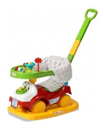 Andador Andarin Caminador Para Bebes 4 En 1 Rondi Mecedor