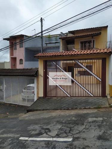 Imagem 1 de 21 de Sobrado À Venda Por R$ 519.000,00 - Picanco - Guarulhos/sp - So0167