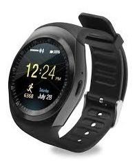 Smart Watch Y1 Con Sensor De Ritmo Cardiaco Y Presión