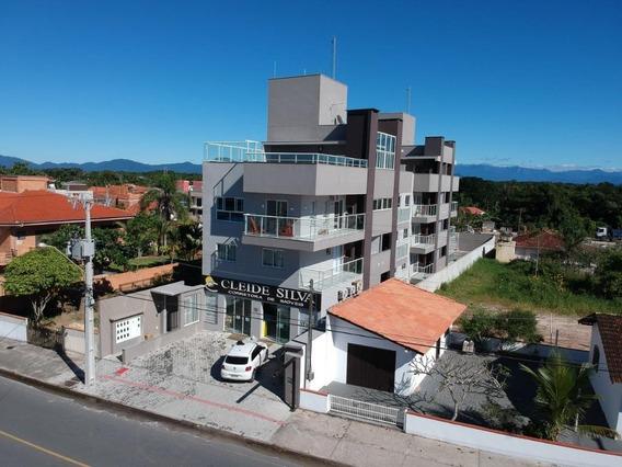 Apartamento Com 3 Dormitórios À Venda, 80 M² Por R$ 295.000,00 - Saí Mirim - Itapoá/sc - Ap0003