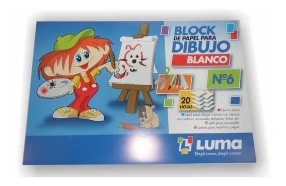 Block Luma Blanco N.6
