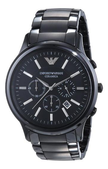 Reloj Original Caballero Marca Giorgio Armani Modelo Ar1451