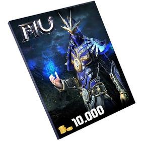 Cartão Mu Online 10.000 W Coin - Pronta Entrega - Eprepag!!