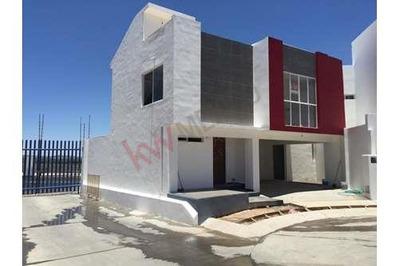 Casa Nueva Renta Privada Fraccionamiento San Angel 2 San Luis Potosi