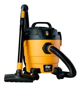 Aspirador Pó/água Gtw10, Wap, Compacto, 10 L, Amarelo