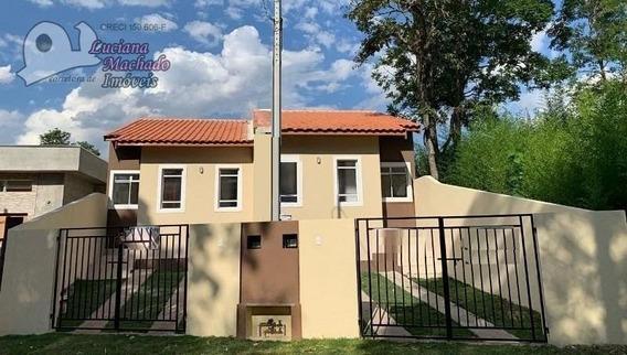 Casa Para Venda Em Atibaia, Jardim Santo Antônio, 2 Dormitórios, 1 Banheiro, 1 Vaga - Ca00519