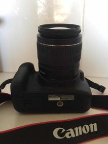 Câmera Canon T5 Pouco Usada , Ótimo Estado De Conservação