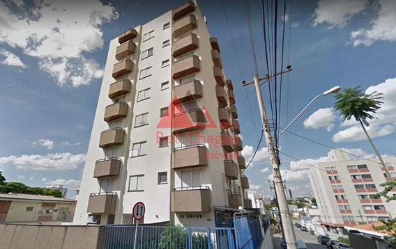Apartamento Residencial À Venda, Edifício Ômega, Sorocaba. - Ap0120