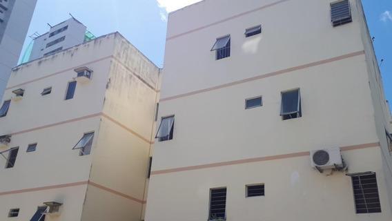 Apartamento Em Campo Grande, Recife/pe De 70m² 3 Quartos À Venda Por R$ 130.000,00 - Ap161452