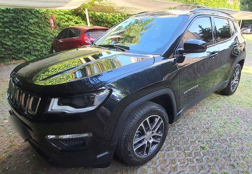 Jeep Compass 2.4 Sport 2019 Única Mano !