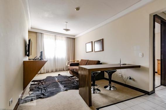 Apartamento Para Aluguel - Centro, 1 Quarto, 55 - 893014242