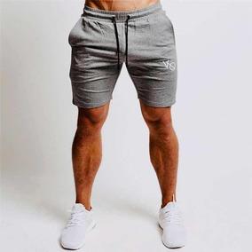 Short Jogger Para Hombre Short Deportivo