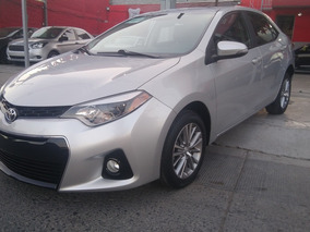 Toyota Corolla 1.8 S L4 At 2015