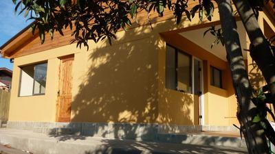 Hermosa Parcela Olmué Central Con Casa Y Magnífica Vista