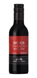 Vinho Tradição Tinto Suave Isabel/bordô 250ml - Góes