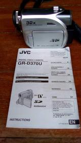 Filmadora Jvc D370u