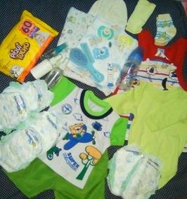 Kit Maternidade Para Bonecas Meninos (25 Itens) - Promoção