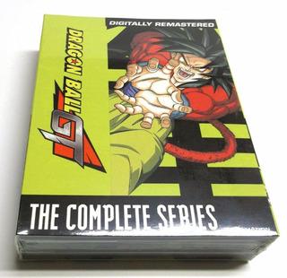 Dragon Ball Gt Serie Completa 10 Dvd Temp 1, 2 Y Pelicula