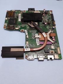 Placa Mãe Notebook Cce Win -pci Mba14im01 T4500- Com Defeito