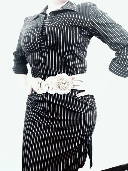 Vestido Executivo Ann Taylor Soft