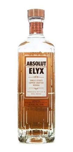 Vodka Absolut Elyx750ml