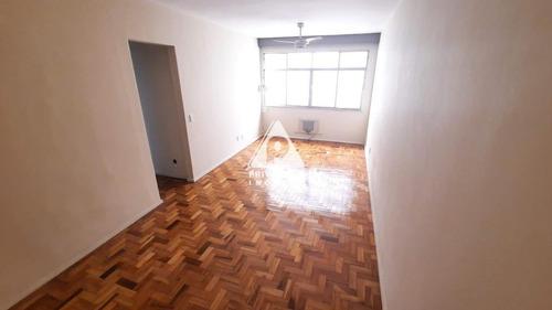 Imagem 1 de 25 de Apartamento À Venda, 3 Quartos, 1 Suíte, 1 Vaga, Laranjeiras - Rio De Janeiro/rj - 705
