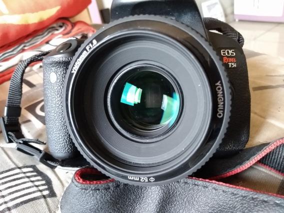 Câmera T5i Usada