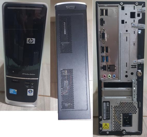 Computador Intel B75 Pentium G2030 8gb Ddr3 Hd 500gb
