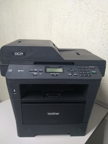 Impressora Multifuncional Brother Dcp-8157dn Toner Novo