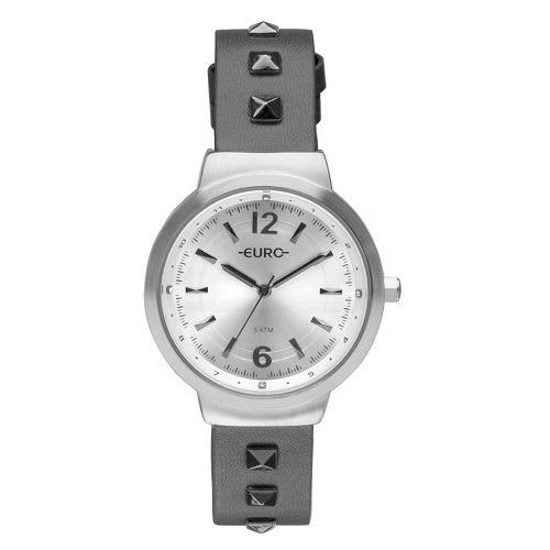 Relógio Euro Feminino Prata Analógico Eu2036ymw/2k
