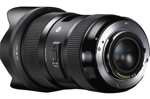 Lente Sigma 18-35mm F/1.8 Dc Hsm Art - Nikon Novo