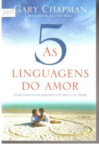 Livro As 5 Cinco Linguagens Do Amor - Gary Chapman
