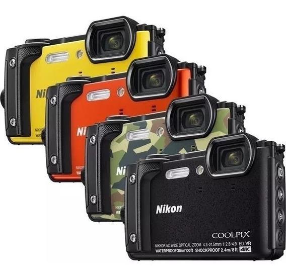 Nikon W300 16mp,a Prova D