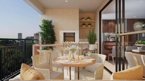 Apartamento Com 3 Dormitórios À Venda, 98 M² Por R$ 1.086.900,00 - Alto Da Glória - Curitiba/pr - Ap3518