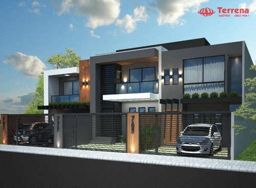Imagem 1 de 5 de Sobrado Com 3 Dormitórios À Venda, 119 M² - Itoupava Norte - Blumenau/sc - So0020
