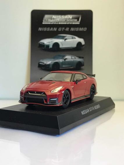Kyosho Collection Nissan Skyline Gt-r R35 Nismo Attack