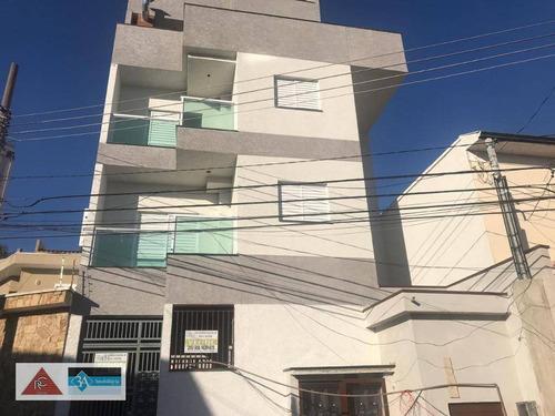 Imagem 1 de 16 de Apartamento, 35 M² - Venda Por R$ 255.000,00 Ou Aluguel Por R$ 1.500,00/mês - Anália Franco - São Paulo/sp - Ap6301