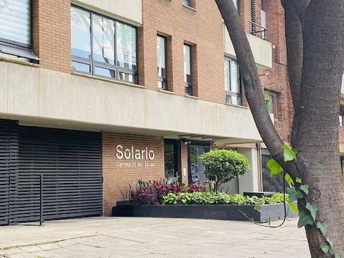 Imagen 1 de 15 de Apartamento En Arriendo El Virrey 90-65752