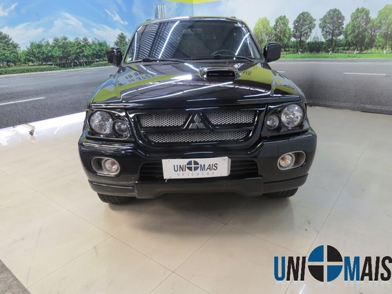 Pajero Sport 2.8 Hpe 4x4 8v Turbo Intercooler Diesel 4p Aut